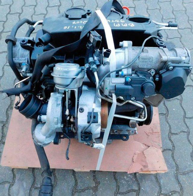 Мотор BMM