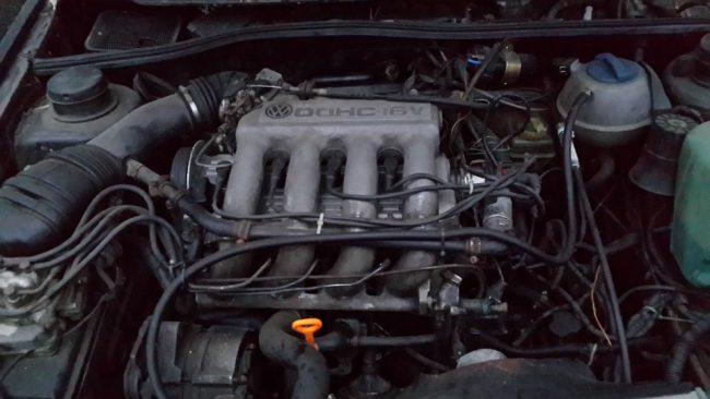 Мотор с заводским кодом PL