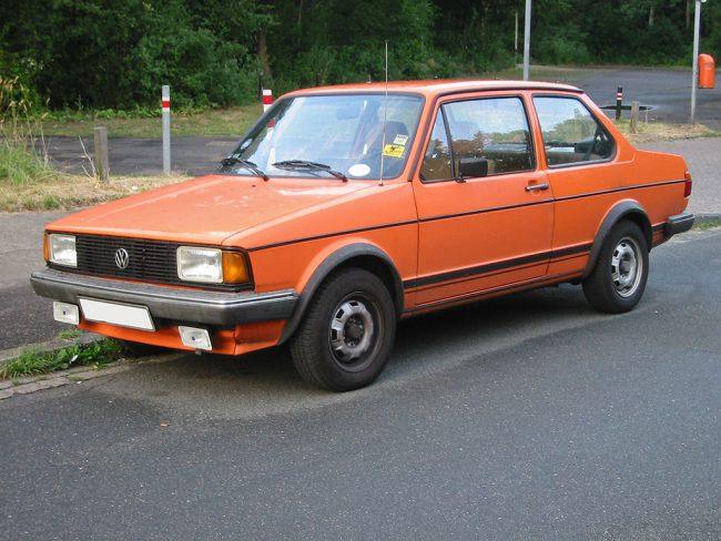 Первое поколение Volkswagen Jetta
