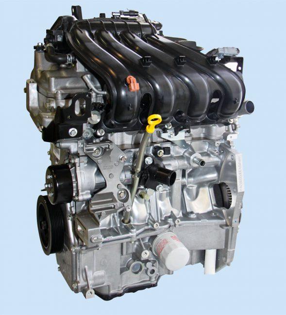 Силовая установка H4M