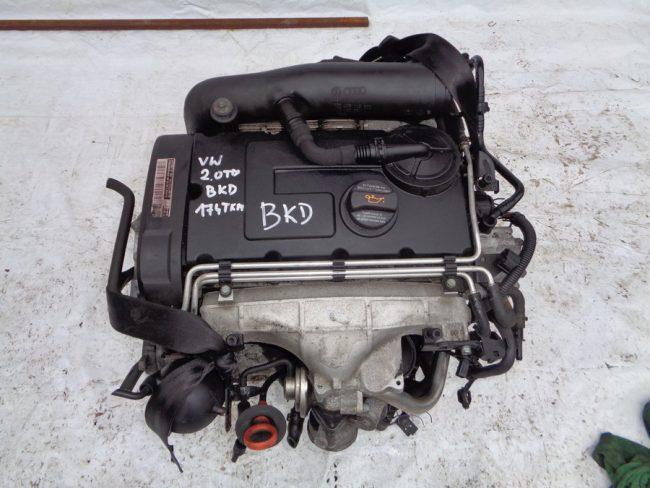 Силовой агрегат BKD