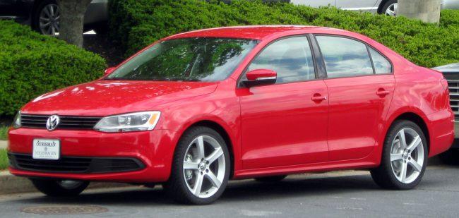 Volkswagen Jetta шестого поколения