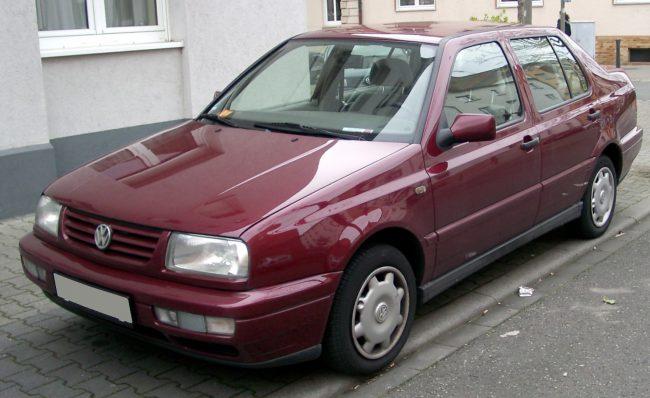 Volkswagen Jetta третьего поколения