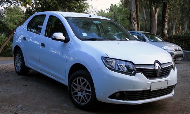 Второе поколение Renault Logan