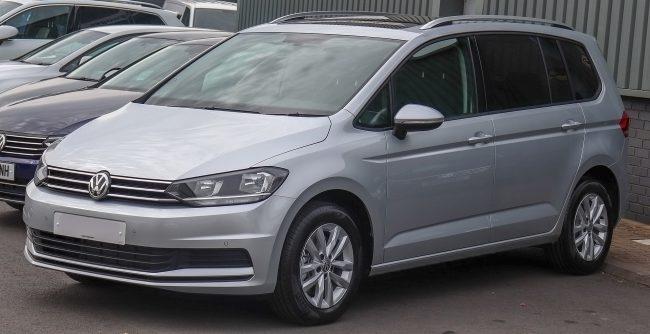 Второе поколение Volkswagen Touran