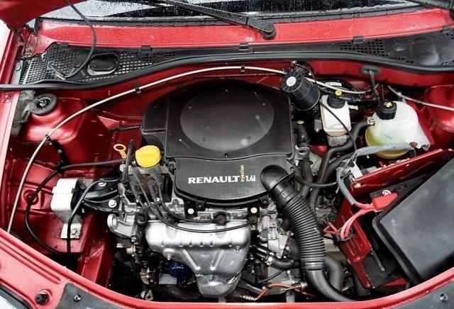 K7J на Renault Logan