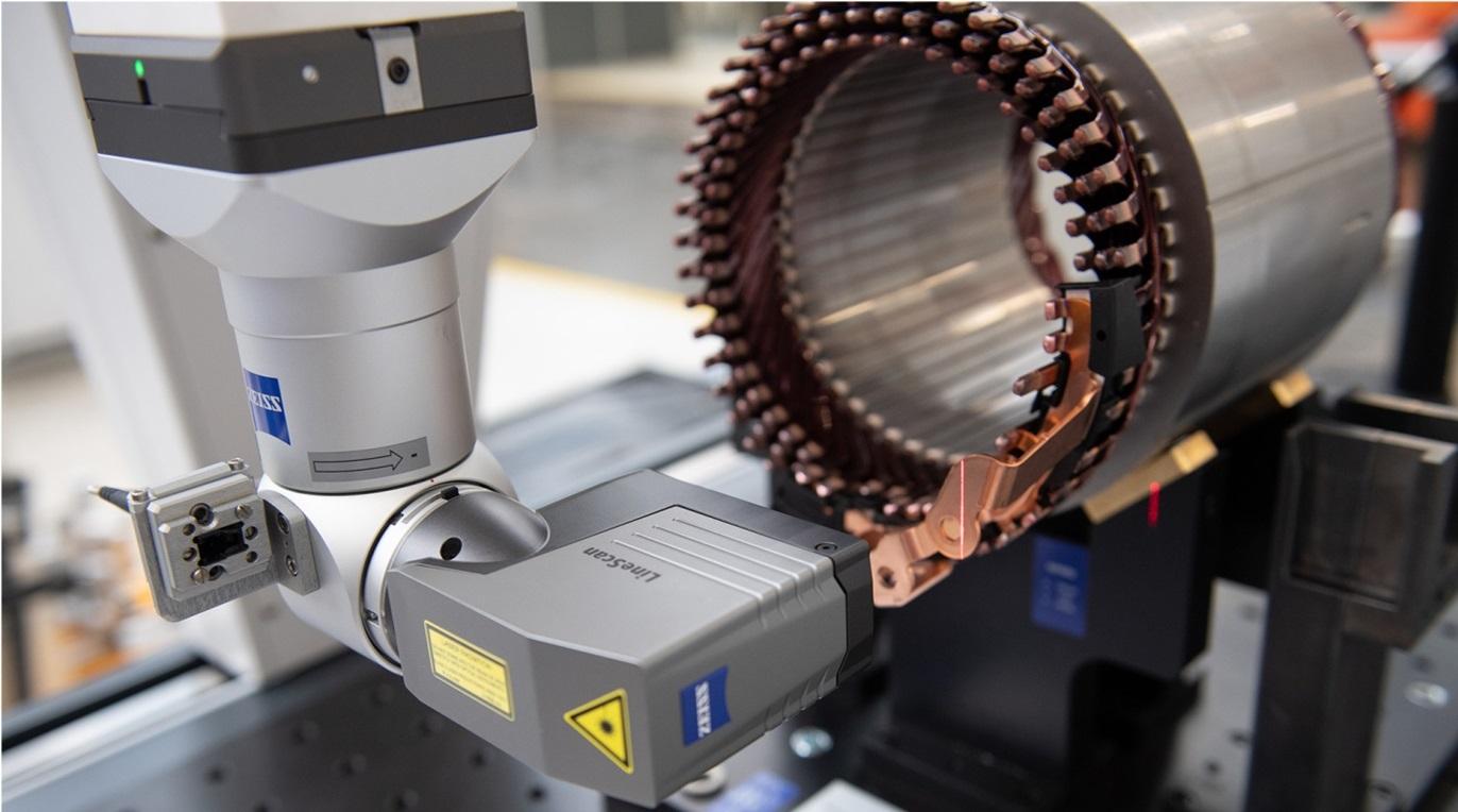 Производство двигателя APP 310