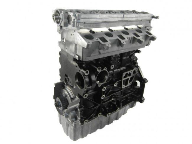 Остов дизельного двигателя CFCA
