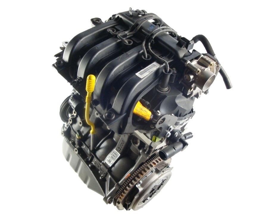 Двигатель D4F