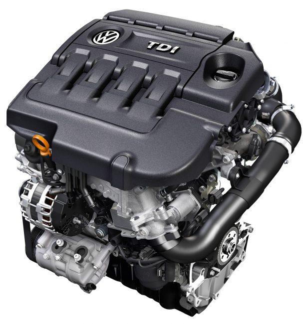 2,0 TDI с заводским кодом DFGA
