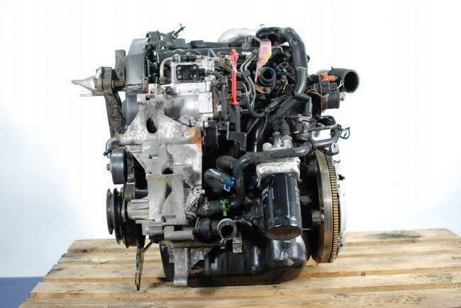 Дизельный мотор AHU