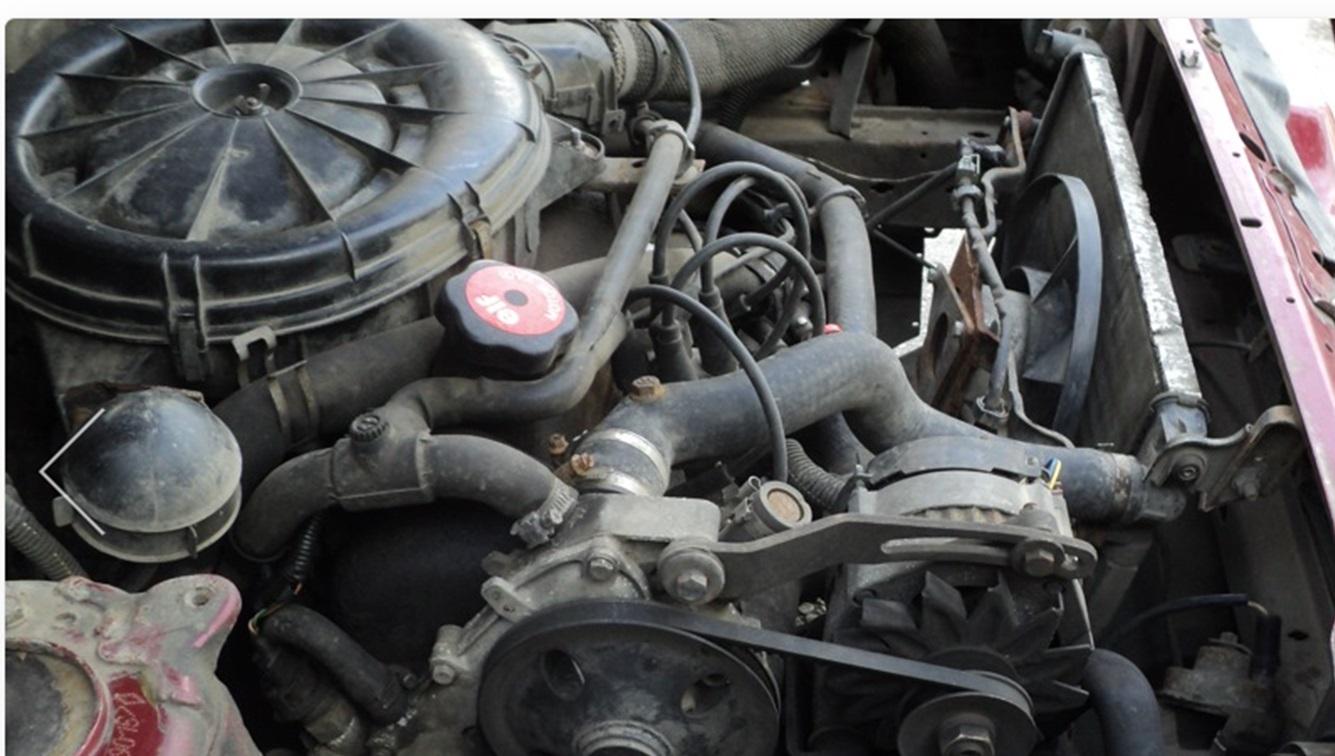 E6J под капотом Renault 19