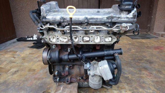 Мощный двигатель AYL