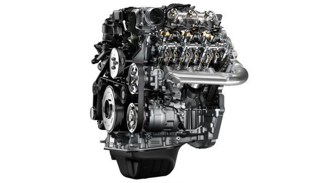 Новый трёхлитровый мотор для Amarok
