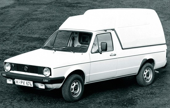 Первый коммерческий пикап от Volkswagen AG