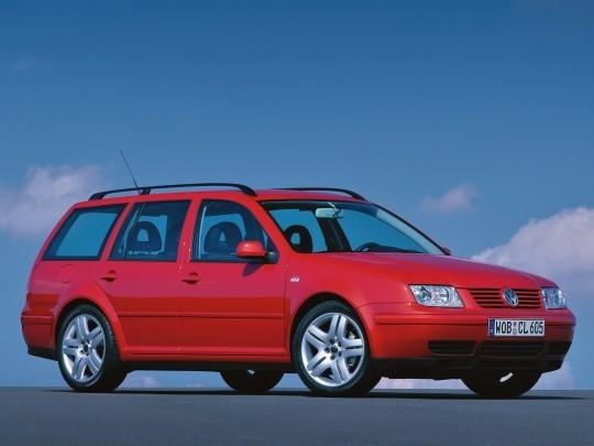 «Универсал» Volkswagen Bora Variant