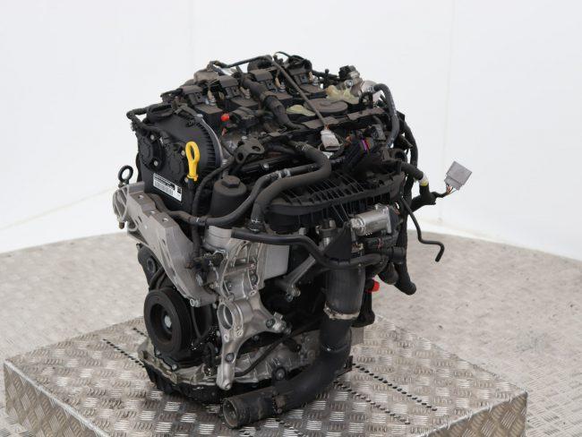 Внешний вид двигателя CXDA