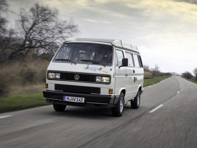 Volkswagen California 1988 г. в кузове Т3