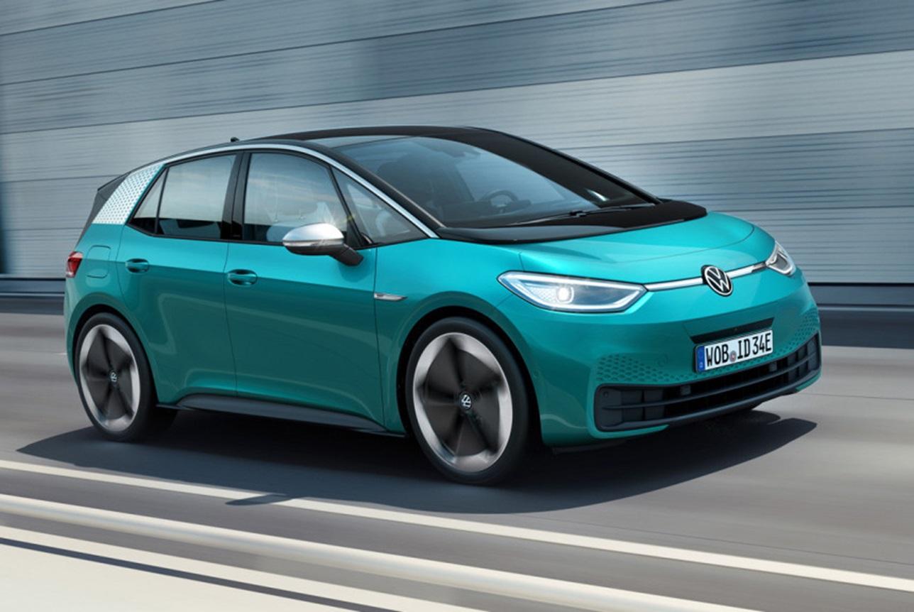 Внешний вид Volkswagen ID.3