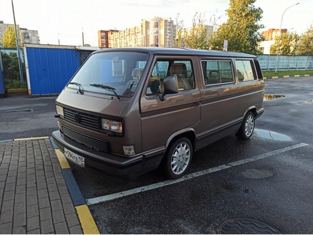 Volkswagen Multivan первого поколения