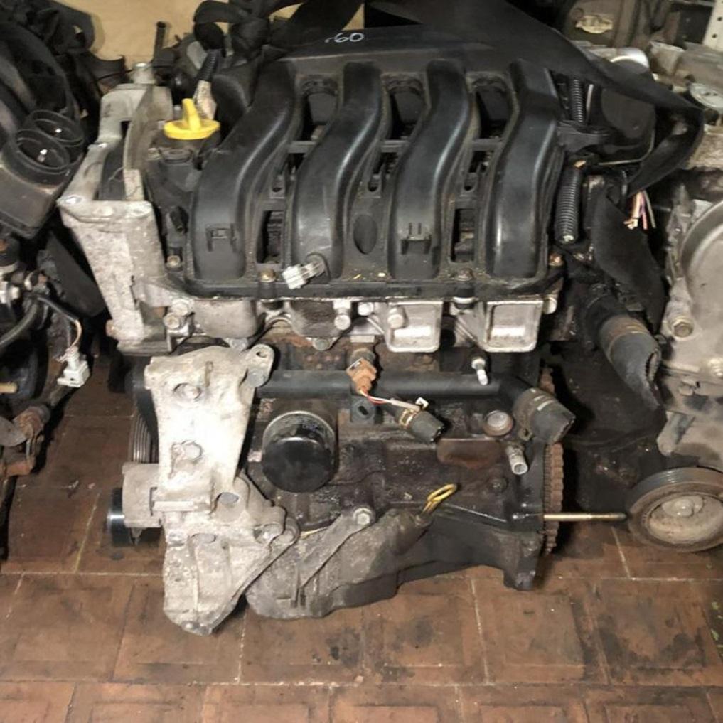 Бензиновый двиатель K4M