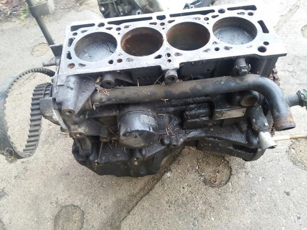 Блок цилиндров двигателя K7M