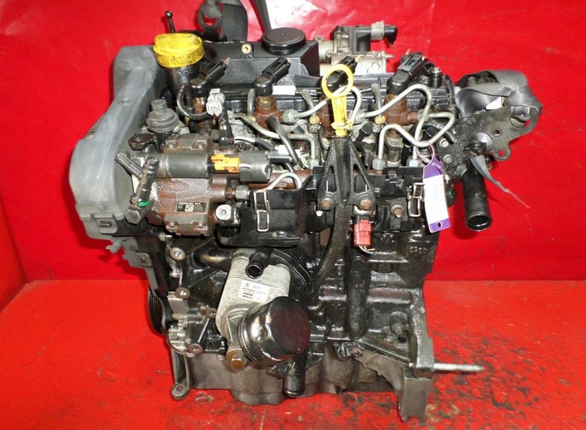 Дизельный мотор K9K