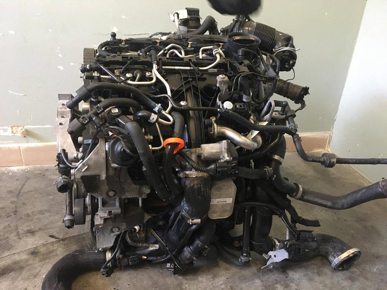 Дизельный двигатель CFFB