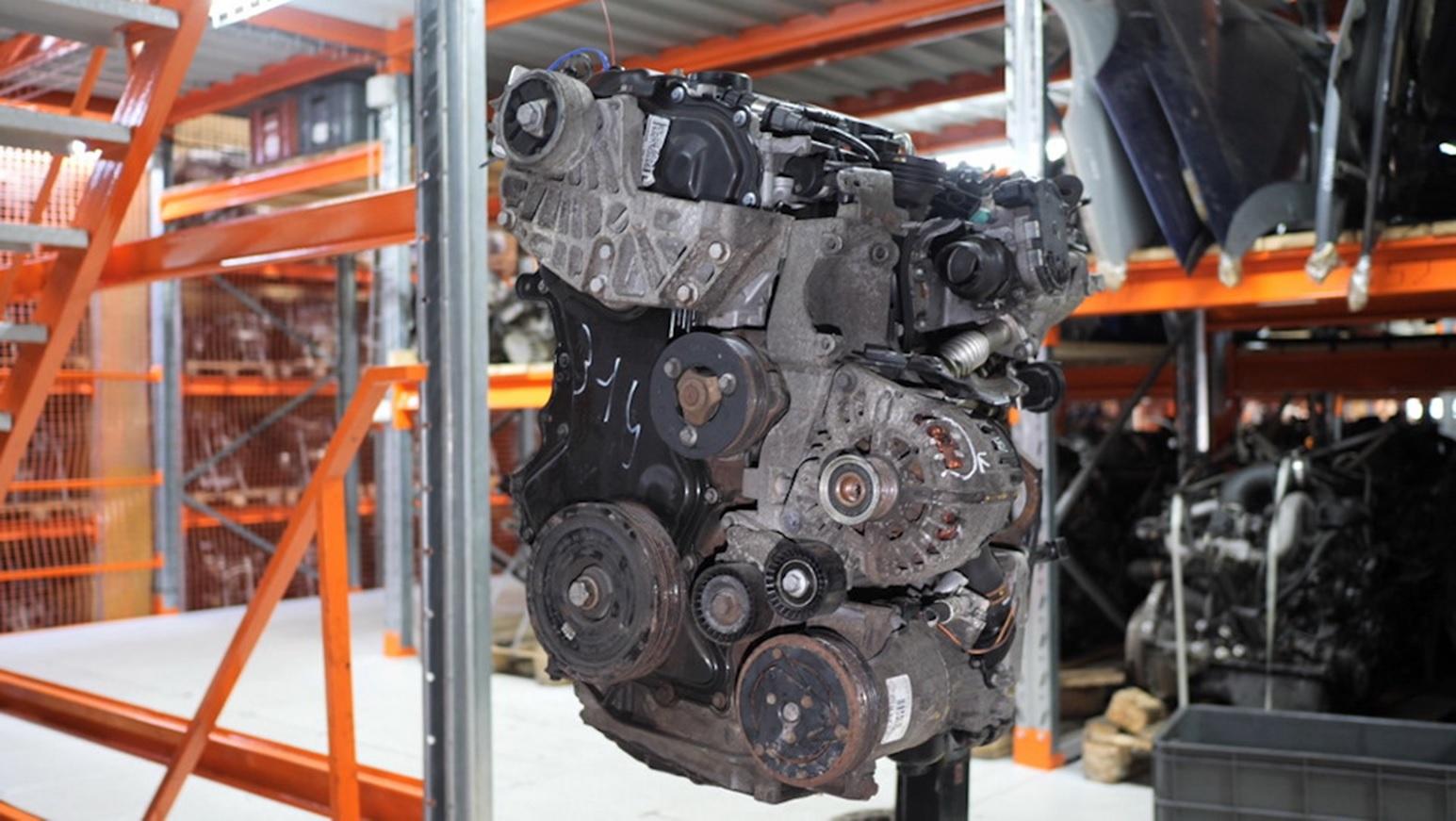Дизельный силовой агрегат M9R