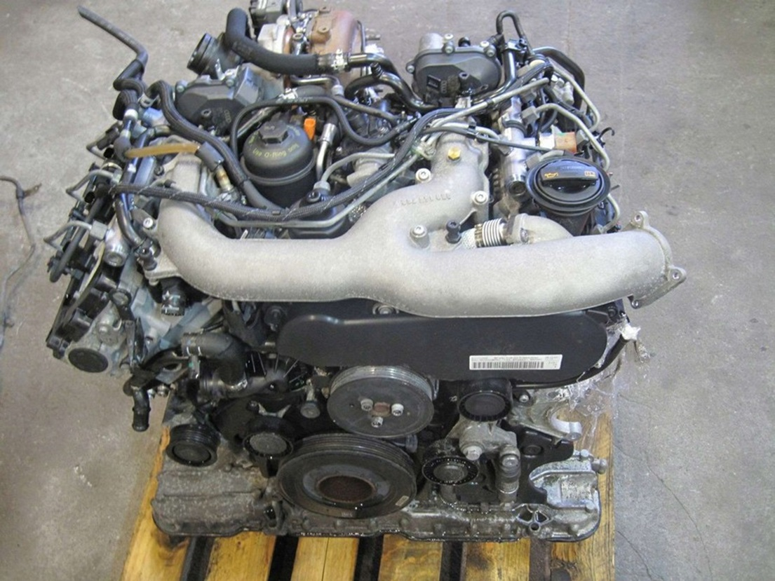 Дизельный мотор CEXA