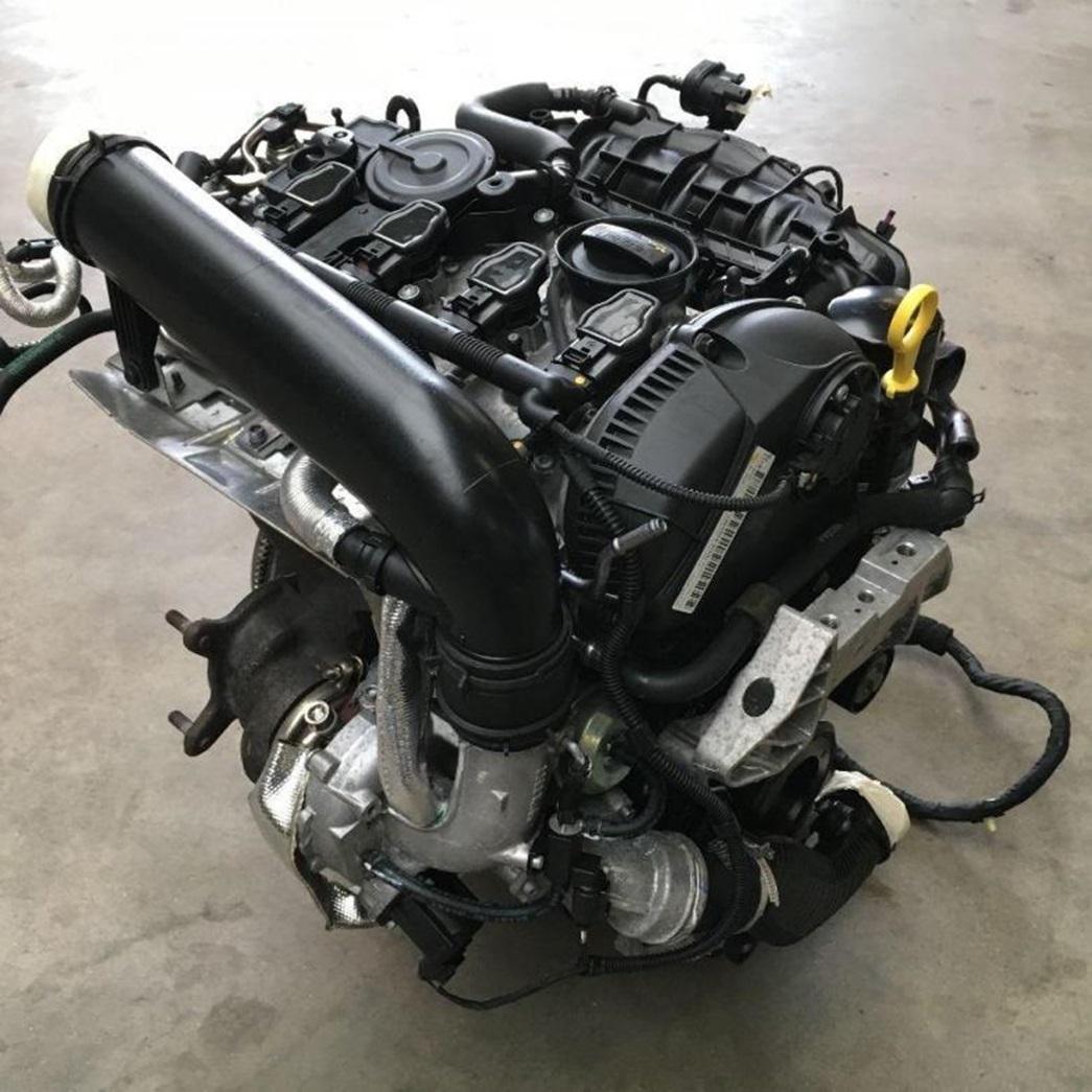 Двигатель CCZB