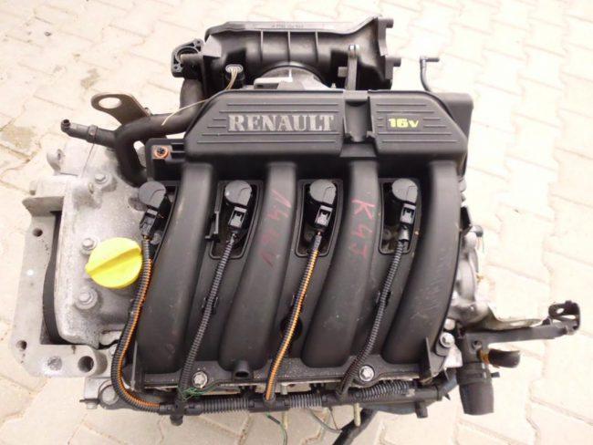 Двигатель K4J