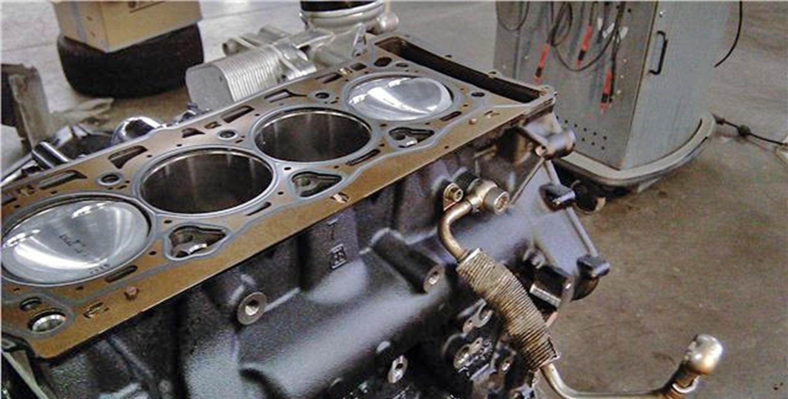 Капитальный ремонт двигателя CDAB