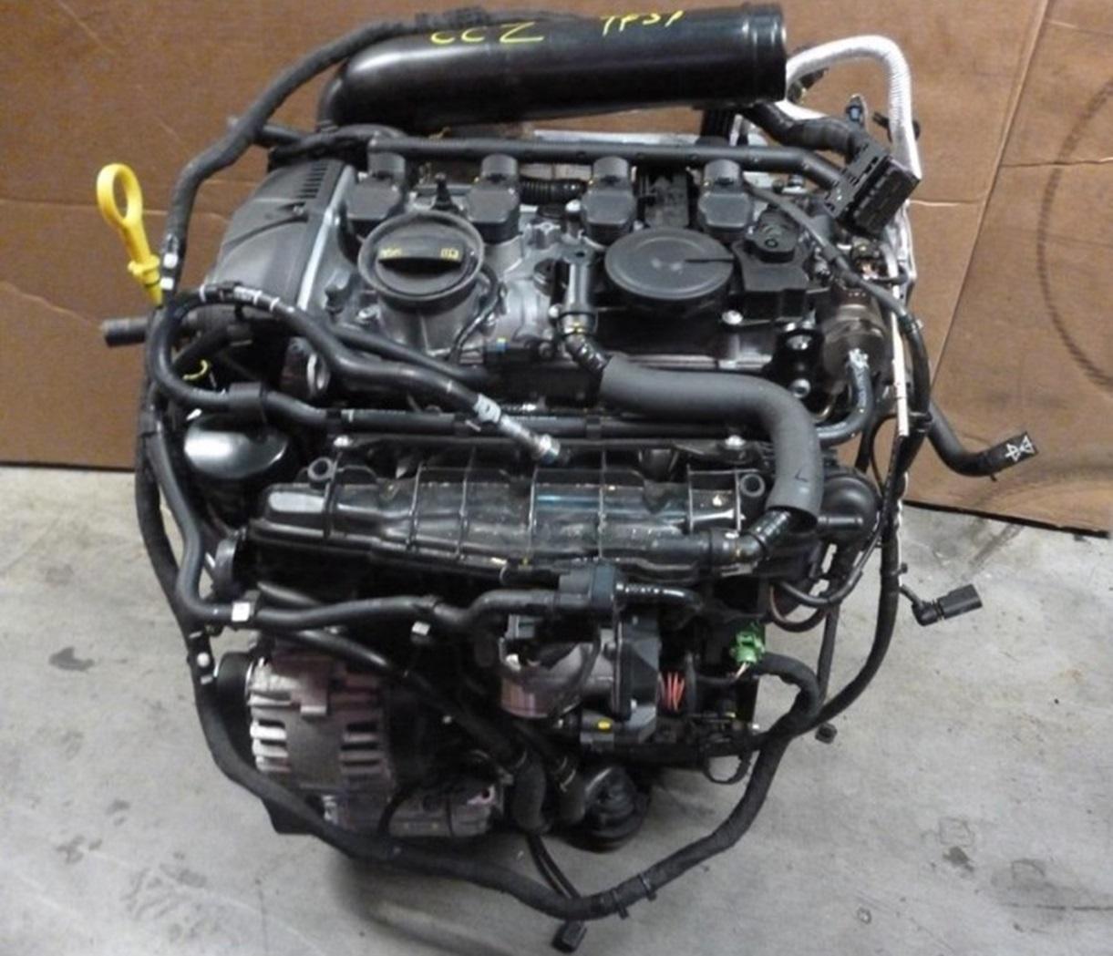 Контрактный силовой агрегат Volkswagen Passat CC