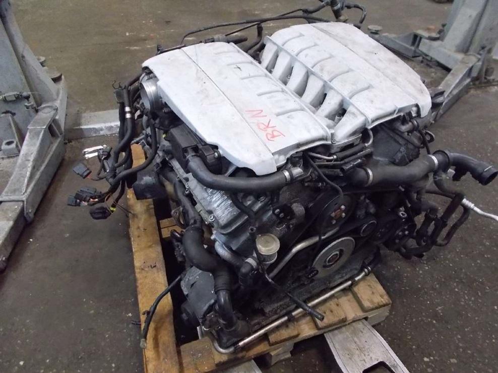Мощный двигатель BRN