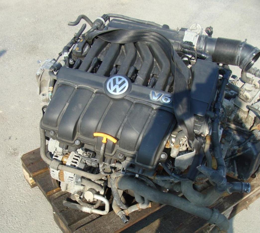 Мощный двигатель BWS