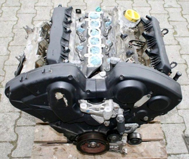 Мощный двигатель L7X