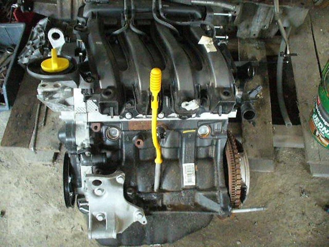 Мотор D4F