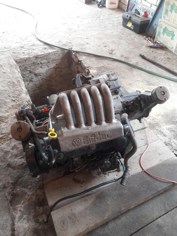 Надежный мотор AAB