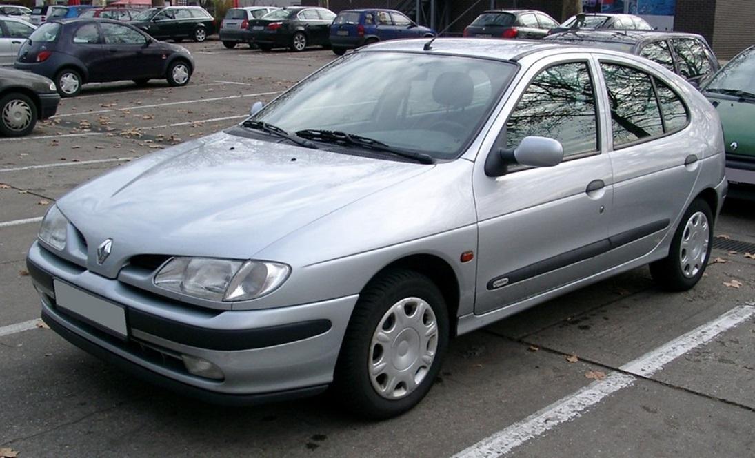 Первое поколение Renault Megane