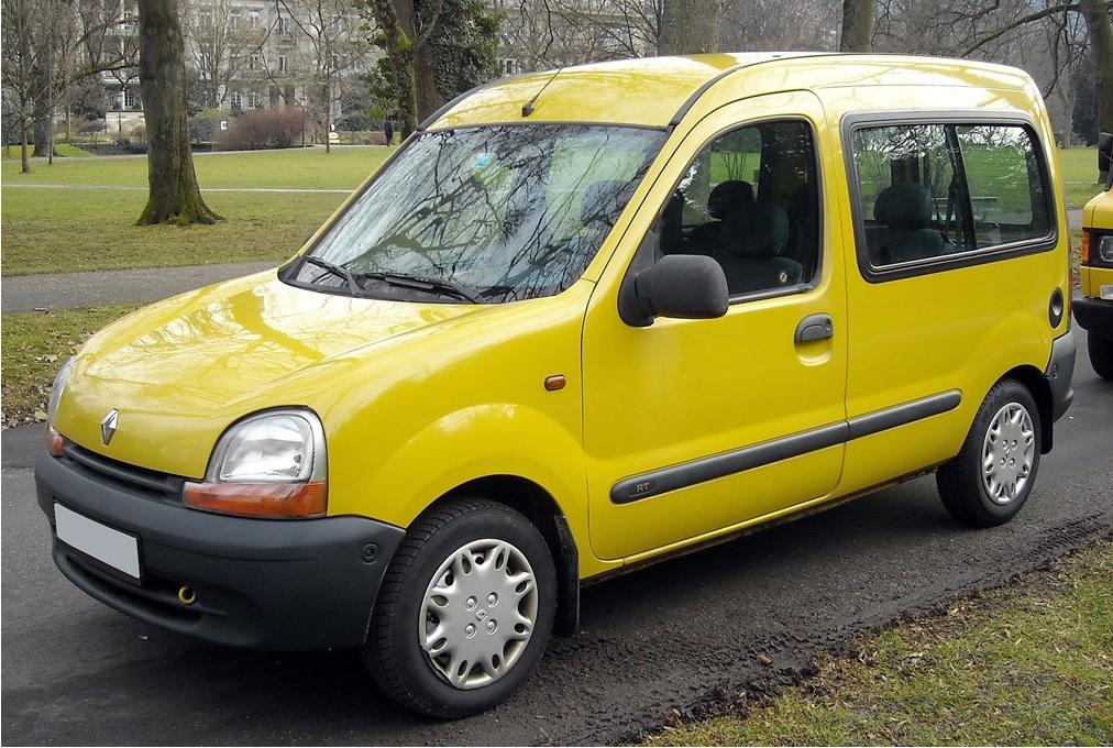 Первое поколение Renault Kangoo
