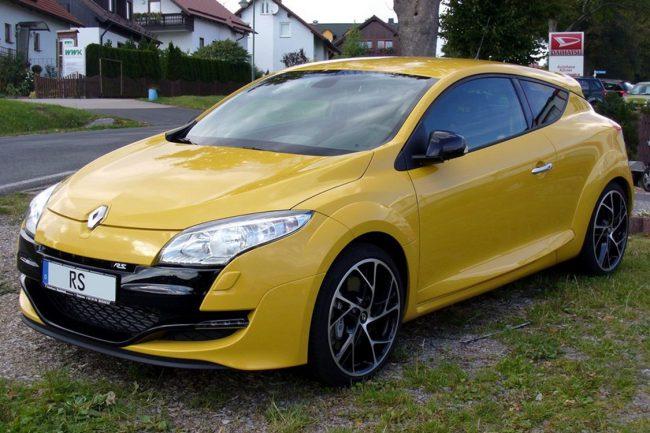 Renault Megane третьего поколения