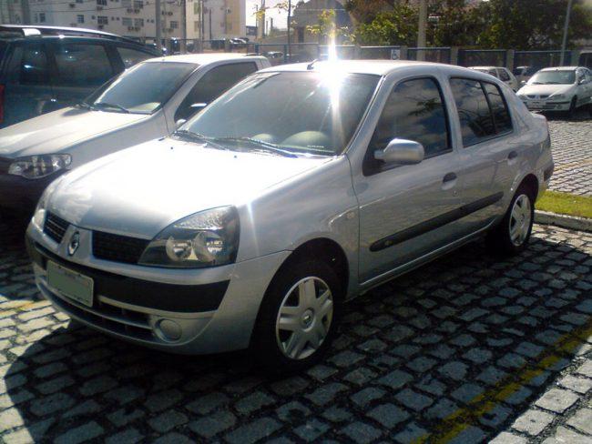 Renault Symbol после рестайлинга