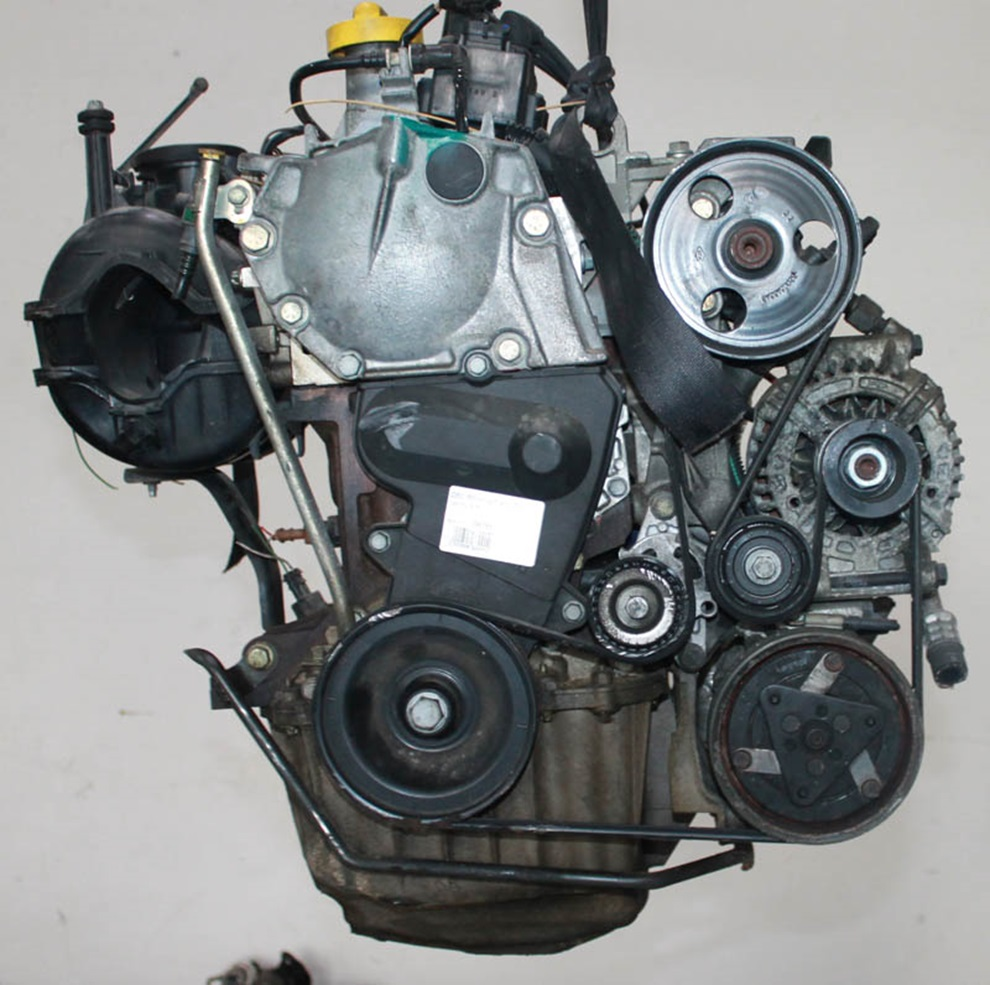Силовая установка K7J