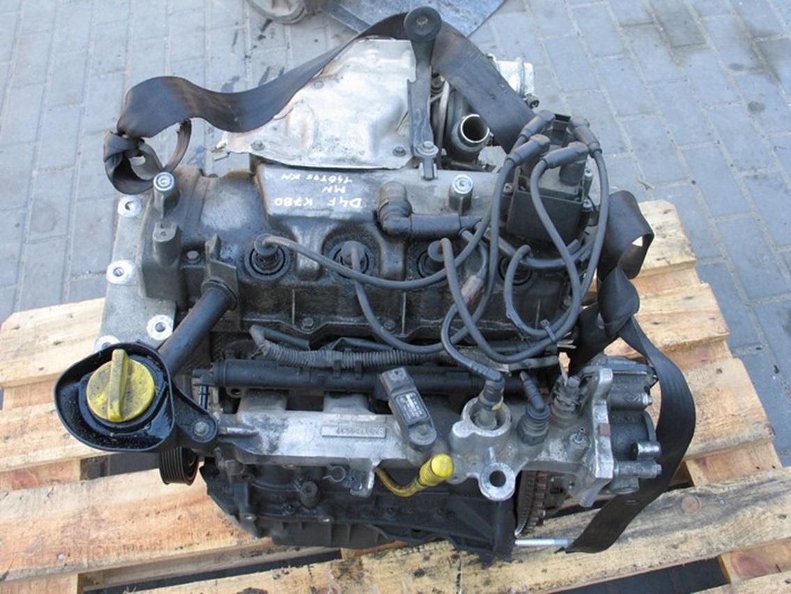 Силовой агрегат D4F