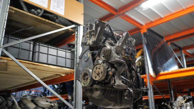 Силовой агрегат F3R