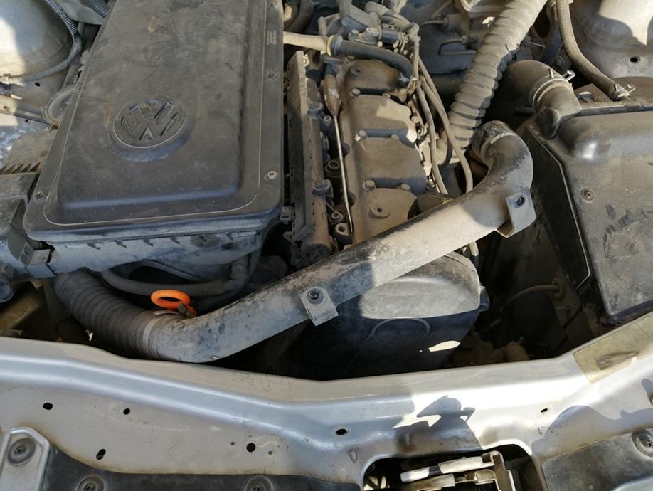 Volkswagen Pointer с двигателем AZN