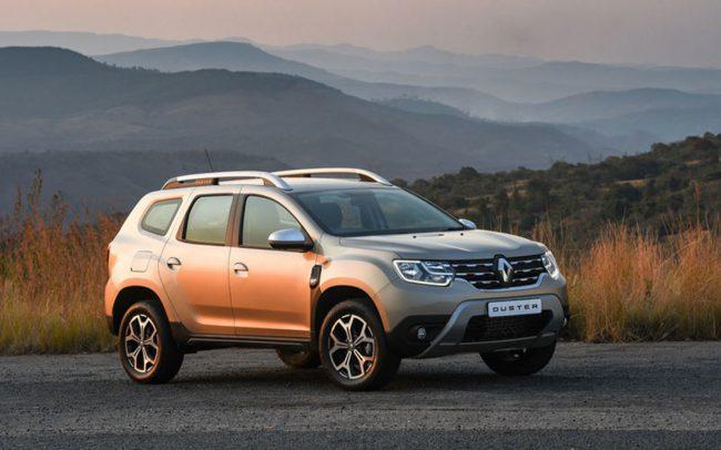 Второе поколение Renault Duster