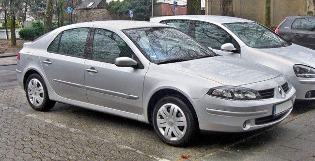 Второе поколение Renault Laguna