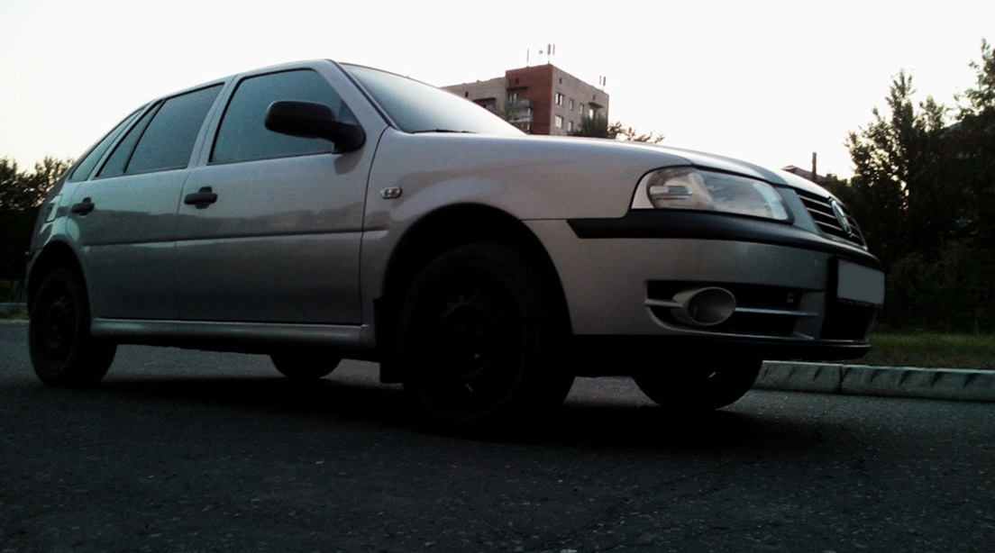Внешний вид Volkswagen Pointer